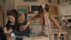 5. Секси медсестра Елизавета Мартинес – Бесстыдники (Россия)