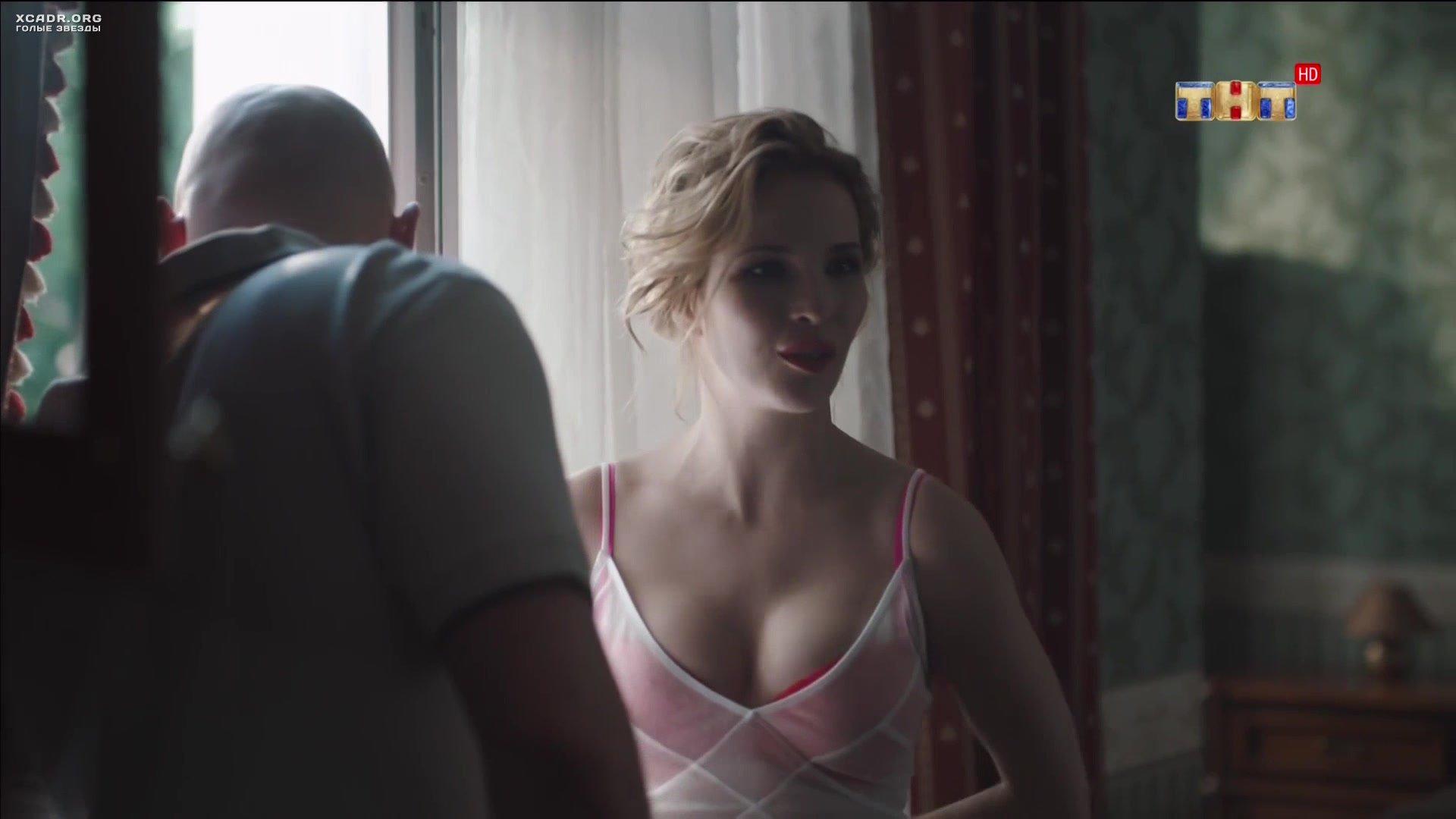 Секси Лукерья Ильяшенко – Сладкая Жизнь (2014)