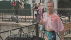 Торчащие соски Екатерины Поповой