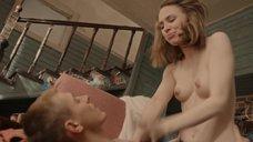 Интимная сцена с Яной Енжаевой