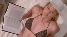 Настасья Кински в купальнике