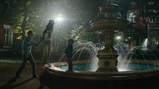 2. Связанная Яна Кошкина в белье у фонтана – Напарник