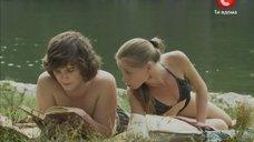 3. Валерия Гуляева в купальнике – Бабье лето