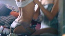 9. Лесбийская сцена с Ольгой Дыховичной и Екатериной Волковой – Вдох-выдох