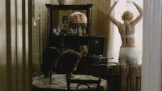 Сексуальная Дарья Мороз в белье