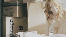 Ольга Макеева засветила голую грудь