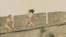 Полностью голая Ольга Кабо