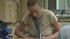 Арикова Ольга без лифчика