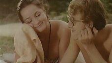 5. Ольга Кабо в купальнике на пляже – Провинциалки