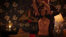 2. Секс сцена с Ириной Вилковой – Её звали Муму