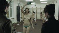Ирина Вилкова сняла купальник на кастинге