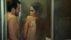 Эро сцена с Настасьей Самбурской в душе