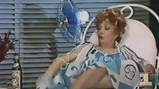 6. Засвет Татьяны Лавровой в спектакле «Молочный фургон не останавливается больше здесь»