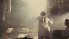 8. Татьяна Остап, Даша Чаруша и Снежана Гладнева парятся в бане – А зори здесь тихие... (2006)