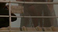 2. Обнаженные Ирина Григорьева, Елена Затолокина и Настасия Виленская в рыбацкой сетке – Черное море 213