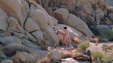Секс с Екатериной Голубевой в пустыне