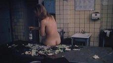 13. Полностью обнаженная Людмила Бодрова на кухне – Ночь длинных ножей