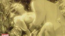3. Секс с Ириной Дорошенко в траве – Вальдшнепы