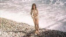 Валерия Лиходей в мокром платье