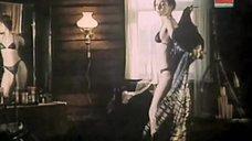 Секси Валерия Лиходей в белье
