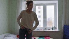 Ирина Горбачева без лифчика