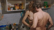 1. Секс с Ириной Горбачевой на кухне – Аритмия