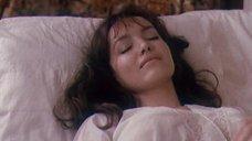 Анна Самохина Анна в ночнушке без нижнего белья