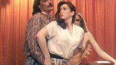 Анна Самохина случайно возбудила балетмейстера