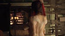 3. Анна Силк после ванны – Зов крови