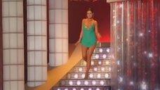 1. Страстный танец с Анной Ковальчук на теле-шоу «Танцы со звездами»