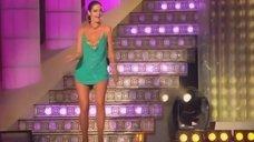 2. Страстный танец с Анной Ковальчук на теле-шоу «Танцы со звездами»