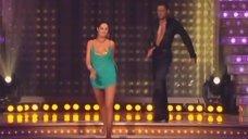 3. Страстный танец с Анной Ковальчук на теле-шоу «Танцы со звездами»