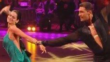 4. Страстный танец с Анной Ковальчук на теле-шоу «Танцы со звездами»
