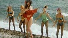 Молодая Лолита Милявская в купальнике