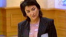 Лолита Милявская в прозрачной блузке на шоу «Пусть говорят»