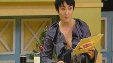Откровенное декольте Лолиты Милявской в передаче «Без комплексов»