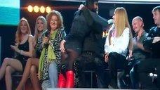 Горячая Лолита Милявская в передаче «Музыкальный ринг»