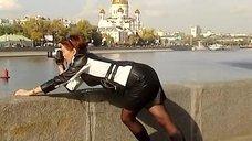 12. Алика Смехова в кожаной юбке – Бальзаковский возраст или Все мужики сво...
