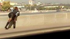 7. Алика Смехова в кожаной юбке – Бальзаковский возраст или Все мужики сво...