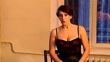 Алика Смехова без верхней одежды