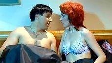 Эротическая сцена с Жанной Эппле