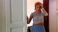 2. Жанна Эппле в прозрачной блузке – Бальзаковский возраст или Все мужики сво...