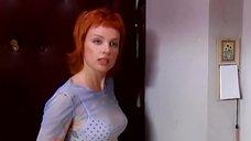 6. Жанна Эппле в прозрачной блузке – Бальзаковский возраст или Все мужики сво...
