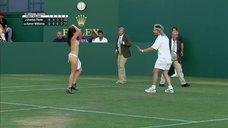 3. Секс с Лизой Робертс на тенисном корте – 7 дней в аду
