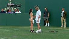 4. Секс с Лизой Робертс на тенисном корте – 7 дней в аду