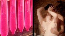 12. Секс с Анук Фераль в клипе Hypnolove - Winter In The Sun