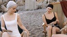 Ольга Будина в купальнике