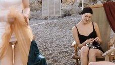 4. Ольга Будина в купальнике – Дневник его жены