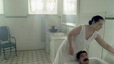 1. Ольгe Будину затащили в ванну – Жена Сталина