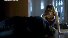 Татьяна Колганова в ночной рубашке